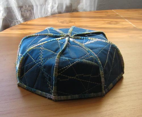 144 Сделать узбекскую тюбетейку своими руками